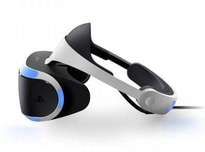 PlayStation VR Virtual Reality Brille für 343€ (statt 365€)