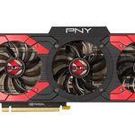 Schnell? PNY GeForce GTX 1070 XLR8 OC Gaming 8GB Grafikkarte für 399€(statt 469€) + gratis Spiel
