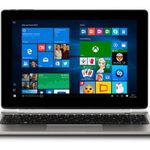 Medion Akoya E1239T – 10 Zoll Full HD Tablet mit Tastatur für 229€ (statt 349€)