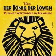 Musical Tickets bis  40% bei OTTO   z.B. König der Löwen K1 Abendvorstellung für 104,43€ (statt 137€)