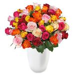 Rosenrausch mit 33 bis 40 XL Rosen für 23,94€