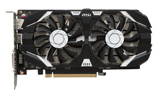 MSI GeForce GTX 1050 OC 2GB Grafikkarte für 101€ (statt 125€)