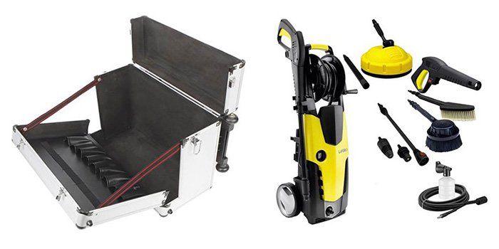 Voelkner Weekend Sale + 5,55€ Gutschein ab 39€   z.B. Universal Werkzeug Pilotenkoffer für 35€ (statt 46€)