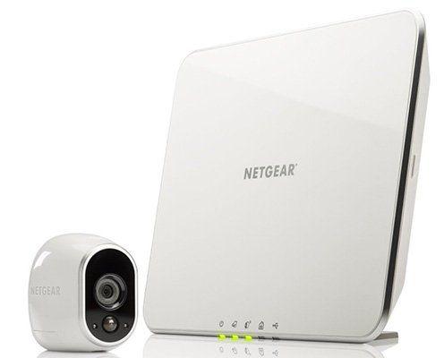 Netgear Arlo VMS3130 Sicherheitssystem mit 1 Kamera für 169€ (statt 191€)
