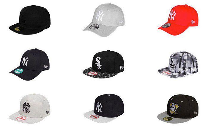 New Era Caps von unterschiedlichen Teams für je 9,99€ (statt 15€)