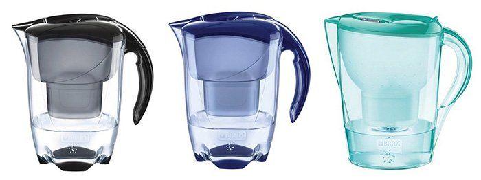 Brita Wasserflaschen und Wasserfilter Sale   z.B. Filter Set mit 6 Kartuschen für 21,99€