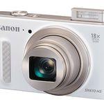 Canon PowerShot SX610 HS – Kompaktkamera mit 20,2 Megapixel und 18x Zoom für 141,99€ (statt 187€)