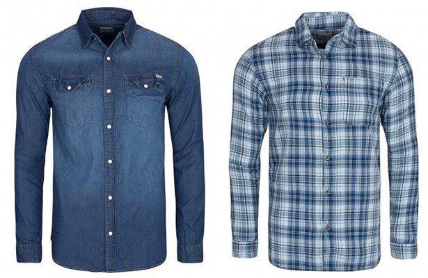 Jack & Jones Langarm Hemden für je 14,99€ (statt 22€)
