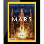 12 Ausgaben National Geographic E-Paper für 54,96€ + 45€ Gutschein