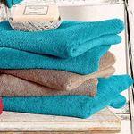 """7-teiliges Handtuch-Set """"Lisa"""" aus reiner Baumwolle für 8,99€ (statt 26€)"""