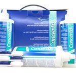 3 x 360ml Concerto Plus Multifunktionslösung für Kontaktlinsen für 13,90€ (statt 21€)