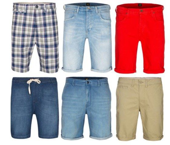 Lee Jeans & Chino Shorts ab 19,99€