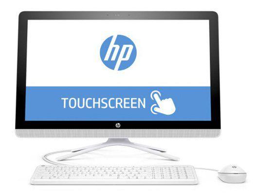 HP 24 g052ng   24 Zoll All in One PC mit i3, 4GB, 1TB + Win 10 für 499€(statt 599€)