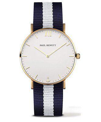 Schnell? Paul Hewitt Sailor Line Uhr für 69,90€ (statt 139€)