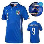 Italien Balotelli Kinder-Trikot + Puma Fußball für 14,69€ (statt 28€)
