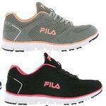 Fila Comet Run Low Laufschuhe für Damen und Herren für je 19,99€ (statt 32€)