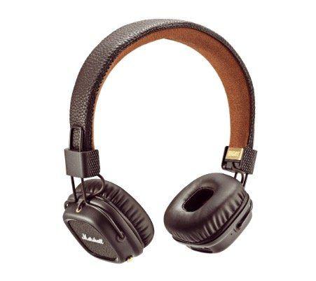 Marshall Major II On ear Bluetooth Kopfhörer für 76,98€ (statt 98€)