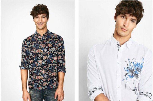 30% Rabatt auf Desigual Kleider und Hemden