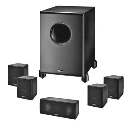 Magnat Cinemotion 5000 Lautsprechersystem für 111€ (statt 185€)