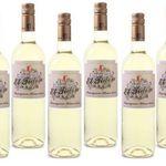 12 Flaschen Casa del Valle El Tidon Sauvignon Blanc für 47,94€ (statt 66€)