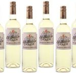 6 Flaschen Casa del Valle El Tidon Sauvignon Blanc für 28,89€