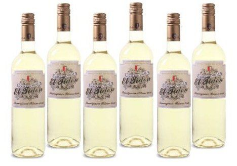 12 Flaschen Casa del Valle El Tidon Sauvignon Blanc für 45€