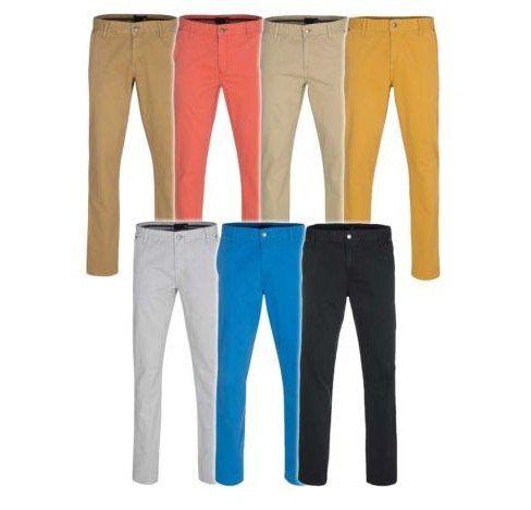 MAK BD   Chino Premium Hosen in versch. Farben für je 9,99€ (statt 28€)