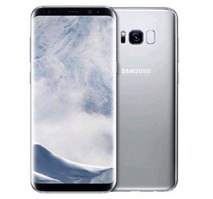 Samsung Galaxy S8 (64GB) in Silber für 570,53€ (statt 629€)
