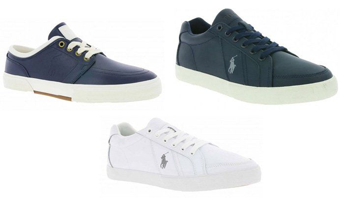 Polo Ralph Lauren Herren Sneaker für je 39,99€ (statt 53€)   Restgrößen!