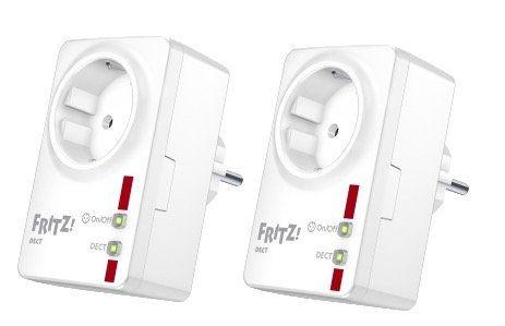 2er Pack FRITZ!Dect 200 Heimnetz Steckdose für 69€ (statt 86€)