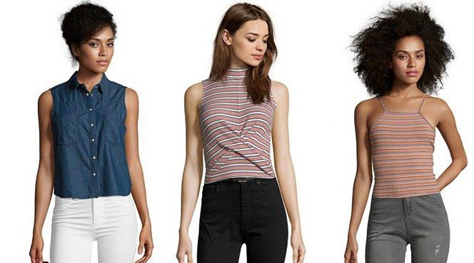 Bershka Sale mit bis 70% Rabatt   z.B. Kleid ab 4€, Jeans ab 10€ + VSK