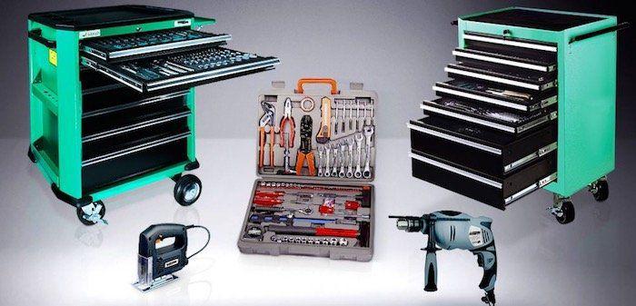 Brüder Mannesmann Werkzeug Sale bei vente privee   z.B. Schlagbohrmaschine ab 35,99€ (statt 50€)