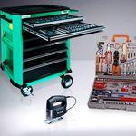 Brüder Mannesmann Werkzeug Sale bei vente-privee – z.B. Li-Ion Akku-Schrauber 3,6V mit Arbeitsleuchte 17,99€ (statt 42€)