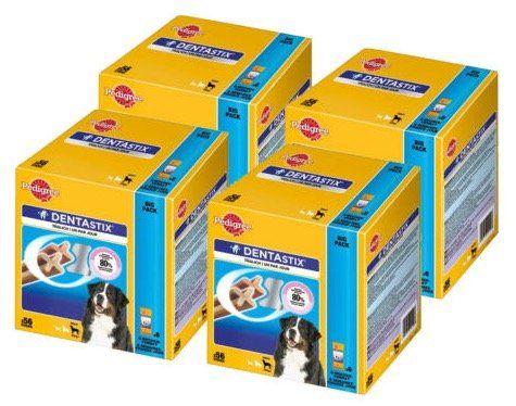 224er Pack Pedigree DentaStix für große Hunde für 37,99€ (statt 45€)