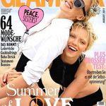 12 Ausgaben Glamour für 24,60€ inkl. 25€ Verrechnungsscheck