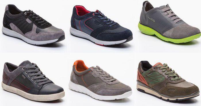 Geox Respira Schuh Sale bei vente privee   z.B. Geox Sneaker Damian ab 49,90€ (statt 75€)