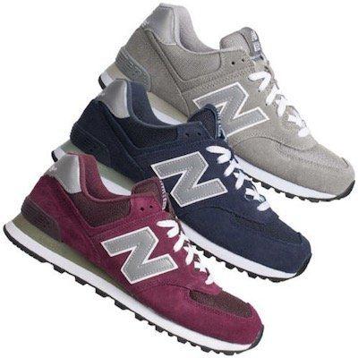 New Balance 574 Damen und Herren Sneaker für 69,99€ (statt 79€)