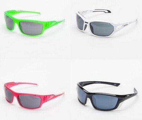 Alpina Radhelme, Sport  und Sonnenbrillen bei vente privee   z.B. Alpina Sportbrille Flexxy Tour CM+ für 39,90€ (statt 77€)