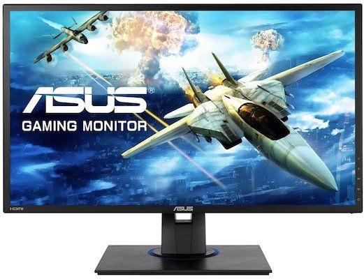 ASUS VG245HE   24 FHD Monitor mit FreeSync für 111€ (statt 150€)