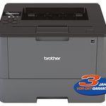 Brother HL-L5200DW Laserdrucker (s/w, 40 Seiten/Min, WLAN, Duplex) für 139,90€ (statt 195€)