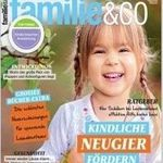 14 Ausgaben familie & co für 70,70€ + Prämie: 50€ Amazon Gutschein