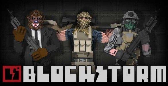 Blockstorm (Steam Key, Sammelkarten) gratis