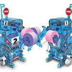 DIY 004 Kleiner Boxroboter für 12,56€