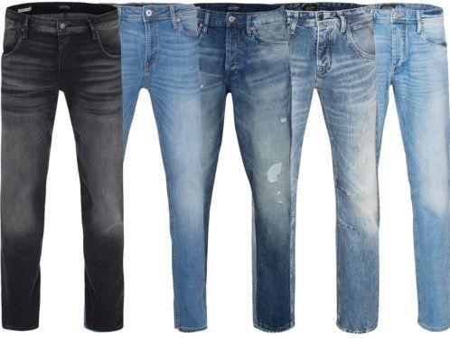 Jack & Jones Boxy, Mike, Liam und Erik Herren Jeans statt 45€ für je 29,99€