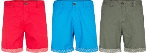 Brunotti Herren Chino Bermuda Shorts statt 30€ für je 14,99€