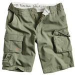 Surplus Raw Cargo Trooper Herren Shorts bis 7XL für je 24,90€