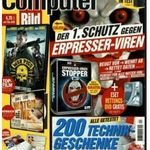 Computer Bild Jahresabo (26 Ausgaben) inkl. DVD für 136,50€ + 120€ Gutschein