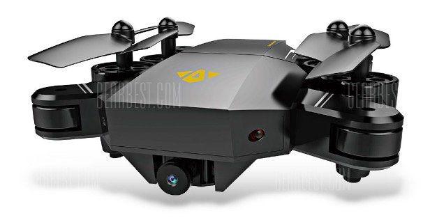 TIANQU XS809W   klappbarer Quadcopter mit One Key Return für 37,97€   nur Vorbestellung