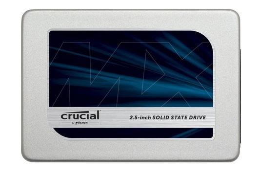 Crucial MX300   interne SSD mit 525 GB für 129€