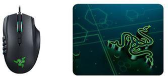 RAZER Deathstalker Chroma, Gaming Tastatur + Mouse + Gaming Pad für 99,99€ (statt 158€)